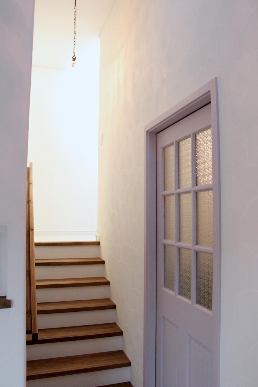床下収納「床蔵」があるので 階段のある「平屋」