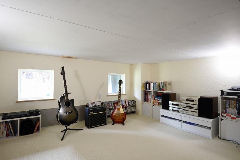 収納スペース「床蔵」